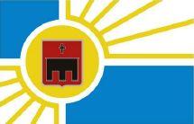 Флаг города Коростышев