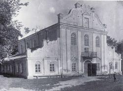 Синагога в Любаре в 1912-1914г.г.