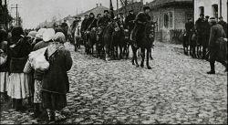 Встреча освободителей-партизан Овруча 1943г.