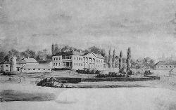 Любар.Палац Водзіцьких. Наполеон Орда 1876г.